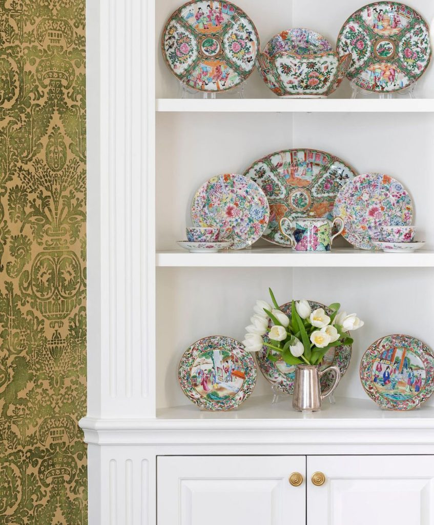 Chinese porcelain, chinoiserie, home decor