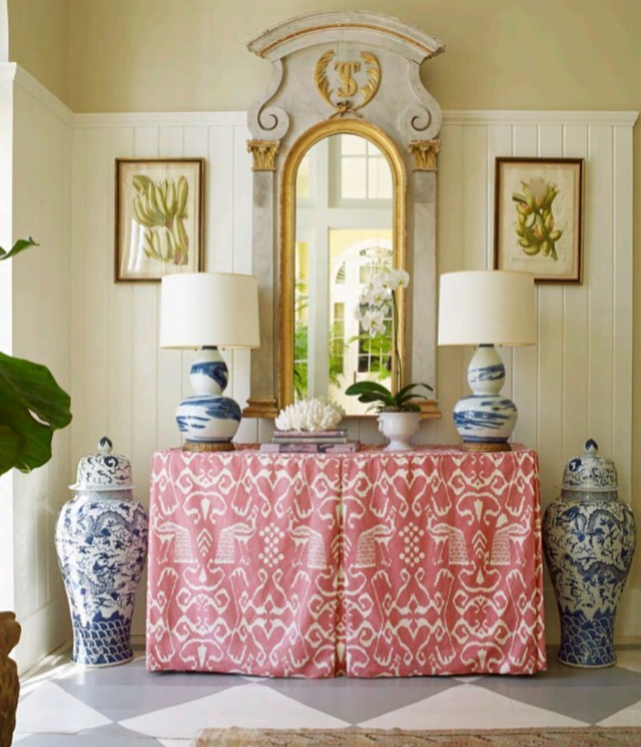 25 Timeless Table Skirts