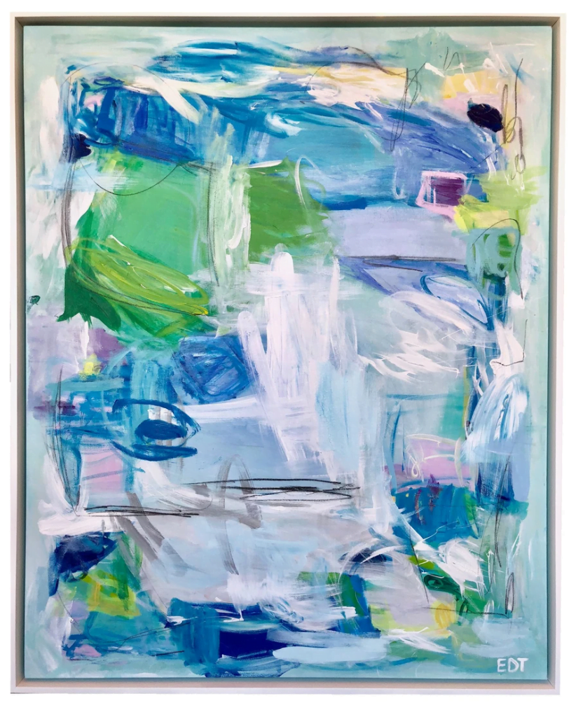 Erin Donahue Tice Abstract Art