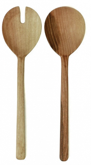 Walnut Serving Set
