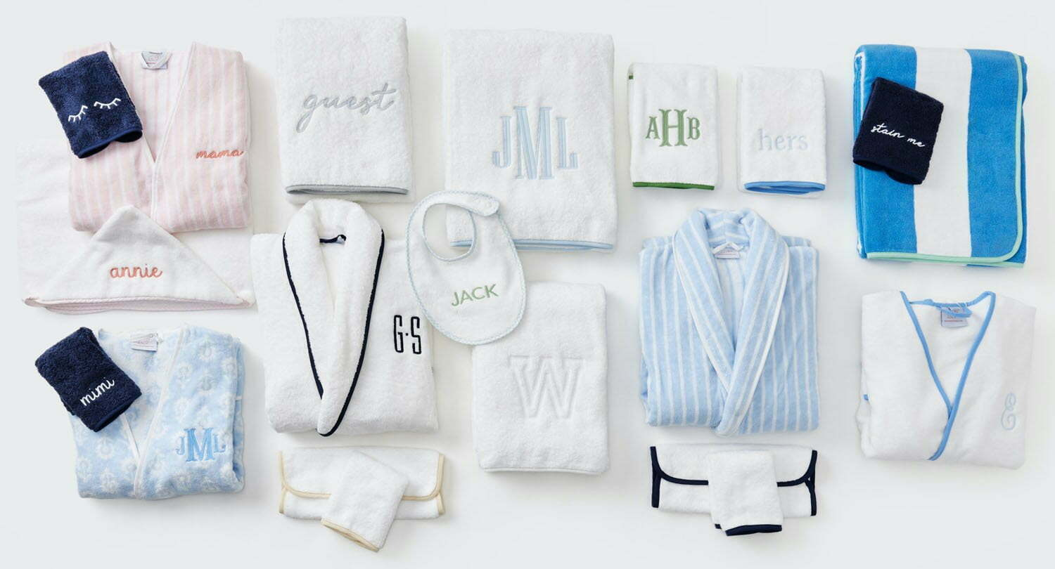 Weezie towels in an industry leader in luxury towels and a member of our Traditional List DIrectory
