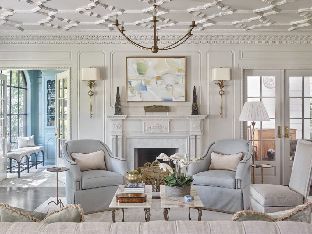NHouse Tour- Jessica Bradley renovates a Frank Neely home in Brookhaven