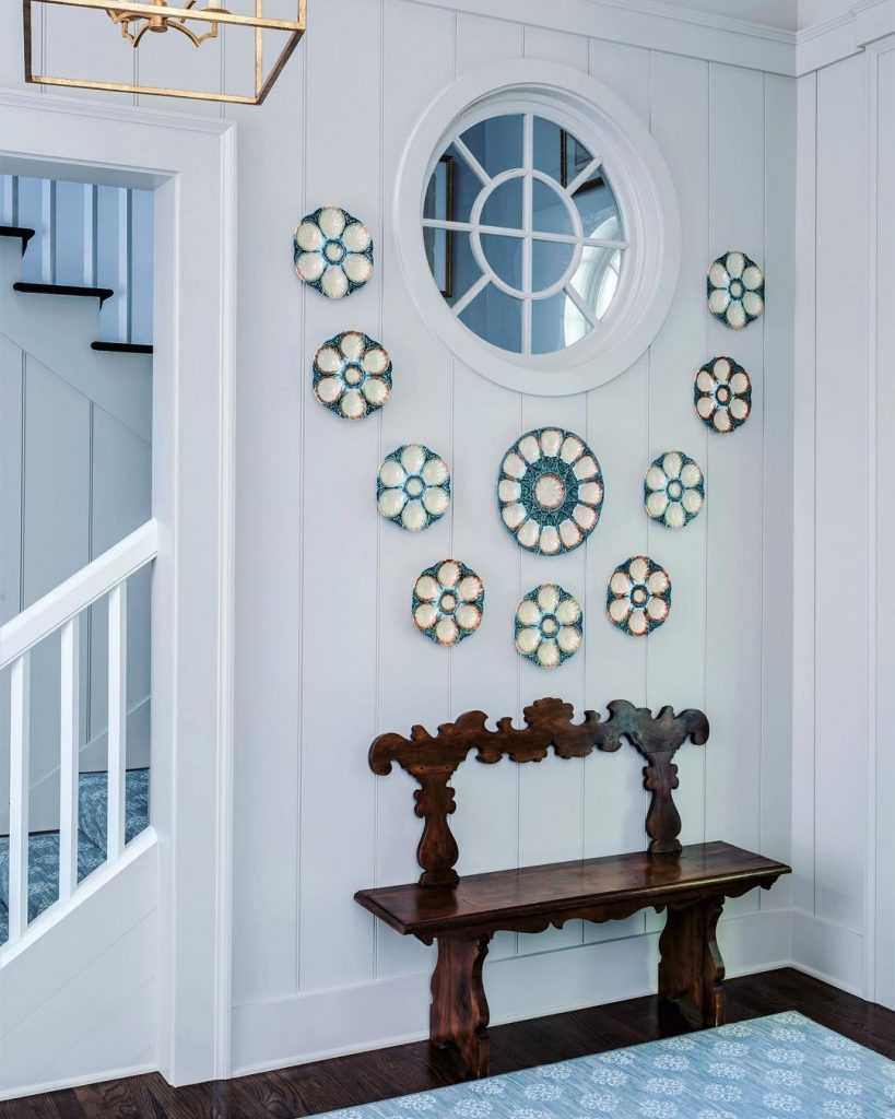 Oyster Plates plate walls