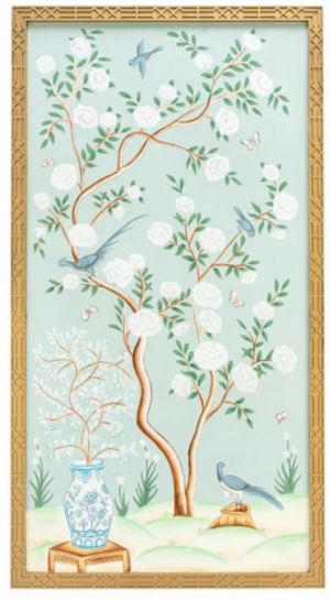 Affordable Chinoiserie Panels