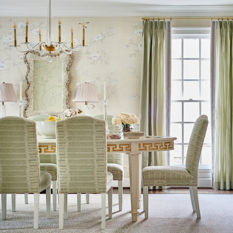 Anne Pearson, The Traditional List, Dining Room, Chinoiserie, Formal Dining Rooms